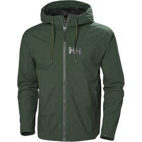 Helly Hansen Rigging Rain Jacket Men jungle green